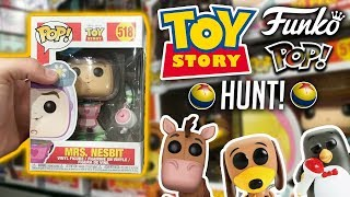 Toy Story Funko Pop Hunting! (Entire Set Complete)