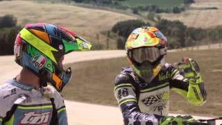 VALENTINO ROSSI VS GUY MARTIN HD