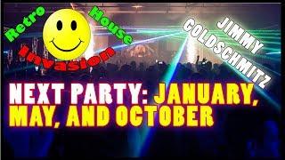 Retro house invasion -  Jimmy goldschmitz 2019