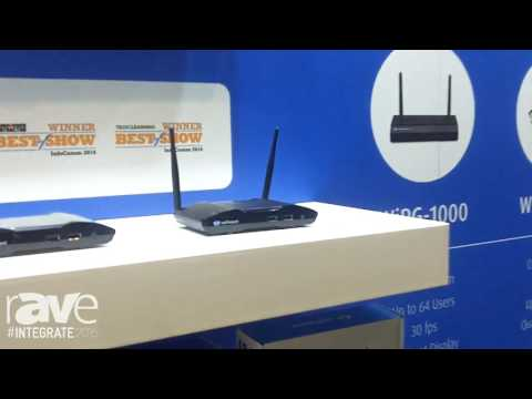 Integrate 2016: wePresent Talks About Its WiPG-2000 for Education Collaboration