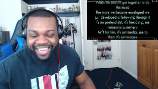 Eminem - You Don't Know featuring 50 Cent, Cashis and Lloyd Banks | Reaction