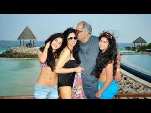 Sridevi Spotted In Bikini video