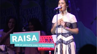 Download Lagu [HD] Raisa - Usai Disini  (Live at JakCloth Goes to Yogyakarta, Mei 2017) Gratis STAFABAND