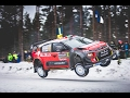 The 2017 Rally Sweden highlights - Citroën Racing