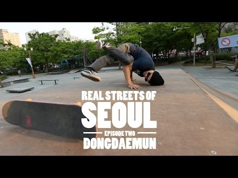 R16 presents Real Streets of Seoul ep2 | Dongdaemun ft. Gamblerz...