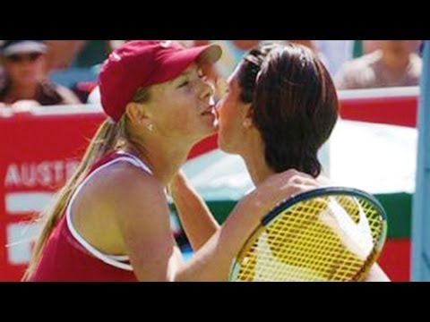 Anastasia Myskina Vs Maria Sharapova Australian Open 2004 Highlights