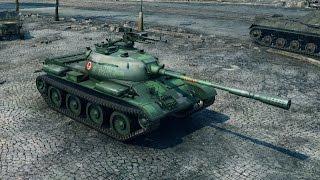 Китайский ЛТ 59-16,маленький дамагер