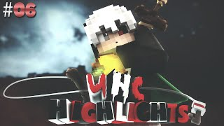 "Minecraft UHC Highlights - Ep 6: ""Clutch or Kick"""