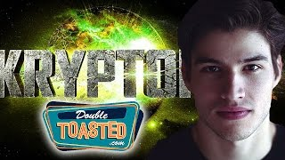 KRYPTON SYFY TV SERIES TEASER TRAILER REACTION - Double Toasted Review