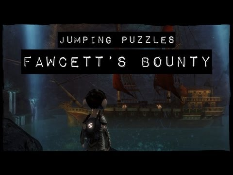 Guild Wars 2 Jumping Puzzles: Fawcett's