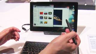 Windows 7 Slate! Samsung Series 7 Hands-On at CES 2012