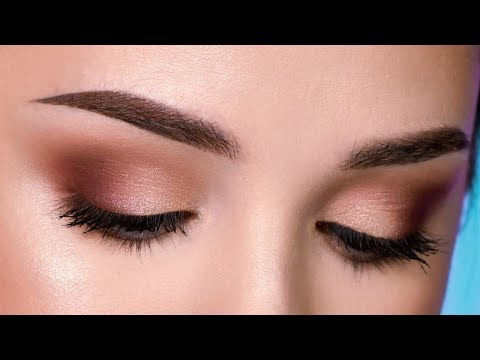 Easy & Affordable Everyday Makeup Look   Simple Smokey Eye for Beginners
