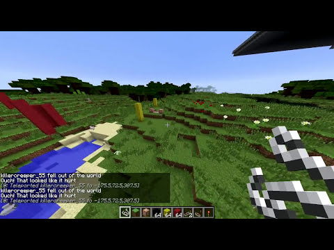 Como modificar el Spawn