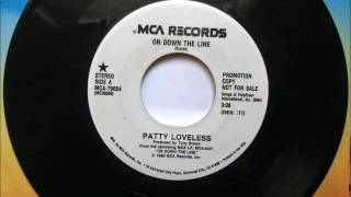 Watch Patty Loveless On Down The Line video