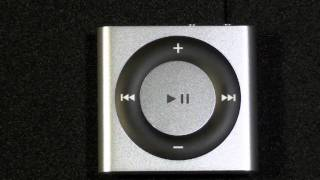 Apple iPod Shuffle 2010 (4th Generation): Unboxing and Demo