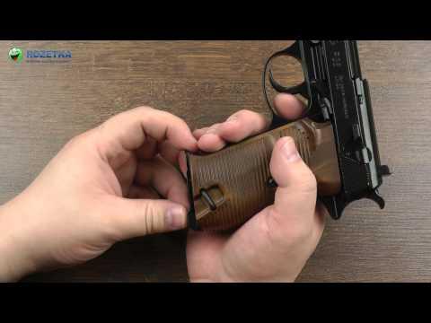 Пистолет вальтер п 38 walther p 38 1943