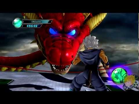 Dragon Ball Z Ultimate Tenkaichi: Hero Mode DBZanto Vs Ultimate Shenron (Final Part 8) �HD�