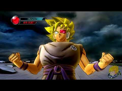 Dragon Ball Z Ultimate Tenkaichi: Hero Mode DBZanto Vs Ultimate Shenron (Final Part 8) 【HD】