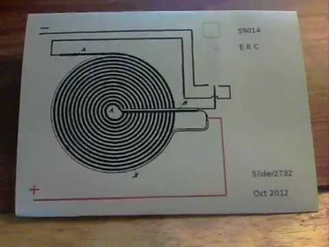 Simple Wireless Electricity System Youtube