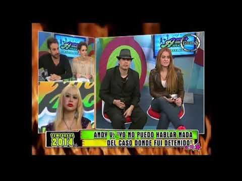 Andy V promete darle el divorcio a Susy Díaz
