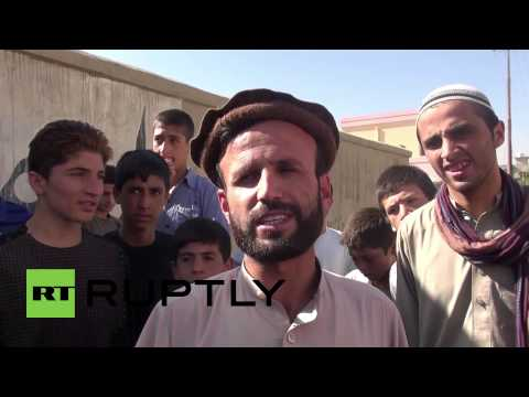 Afghanistan: Suicide bomb blast kills 3 foreign officials, wounds 1 Afghan
