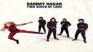 Watch Sammy Hagar Two Sides Of Love video
