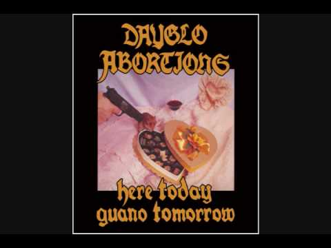 Dayglo Abortions - Drugged And Driving