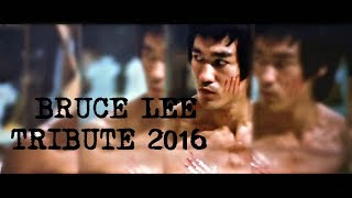 Bruce Lee - Tribute ᴴᴰ 2016