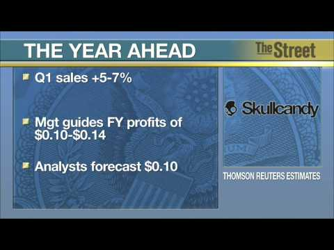 Skullcandy in Hot Demand as Turnaround Efforts Drum Up Earnings