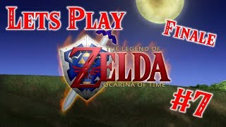 Lets Play Ocarina of Time (Blind): 7 (Finale) - Fall of the King of Evil