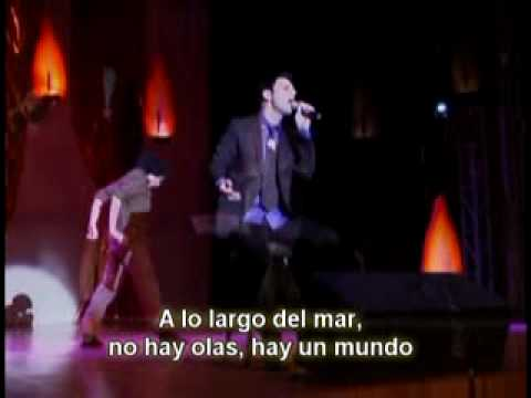 Leorej Hayam - Yossi Azulay in Concert in Mexico