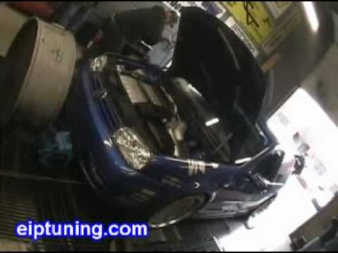 VW Golf R32 EIP Tuning Stage 4 R32 Turbo AWD Dyno 754 BHP