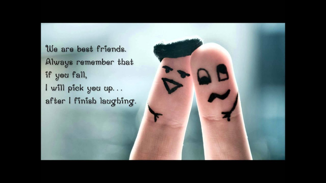 Quotes About Friendship Youtube