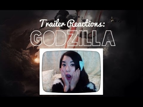 Trailer Reactions: Godzilla (Extended Trailer)