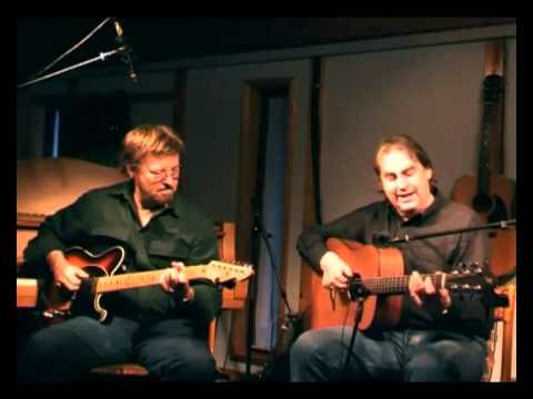 Jerry Donahue and Doug Morter, studiojam.