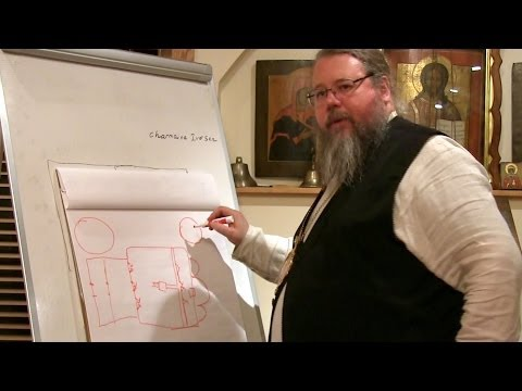 06.18.14. Part III: Hebrew and Christian temples, by Metropolitan Jonah (Paffhausen)