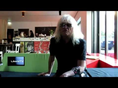 Rockmusik - 50 Jahre Omega-Rhapsody Tour 2012 Interview mit János Kóbor Alias Mecky