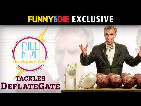Bill Nye The Science Guy Tackles DeflateGate