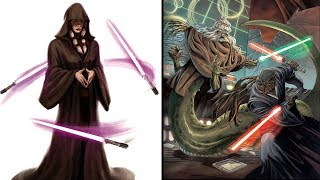 The Most Unique and Unorthodox Lightsaber Duelists [Legends] - Star Wars Explained