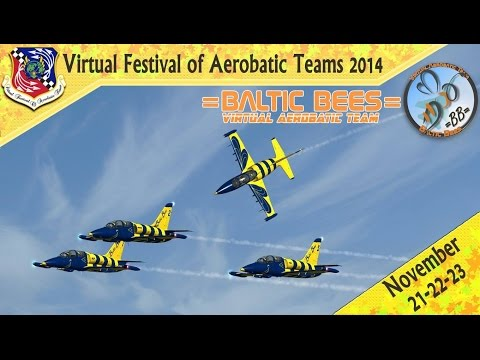 Promo video VFAT'2014 of VAT =Baltic Bees=