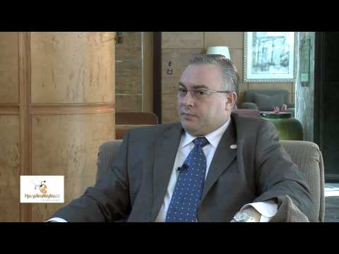Ahmed Badawy – A. GM, Taj Palace, Dubai interview with Raj Bhatt on- Hozpitality Buzz Season 1