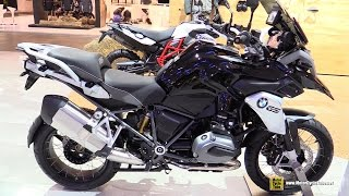 2016 BMW R1200GS - Walkaround - 2015 EICMA Milan