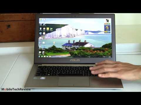 Asus Zenbook Prime UX32VD Ultrabook Review