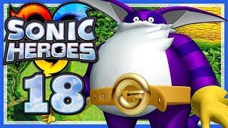 SONIC HEROES # 18 🦔 FROOOGGY?!? [HD60] Let's Play Sonic Heroes