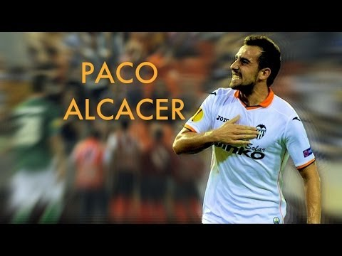 Paco Alcacer 2013/14 - Valencia C.F. - Goals