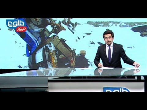 TOLOnews 6 pm News 26 February 2015 / طلوع نیوز ۰۷ حوت ۱۳۹۳