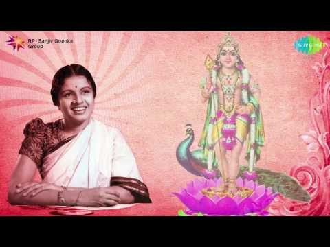 MS Subbulakshmi Kurai Ondrum Illai | Lyrics Video