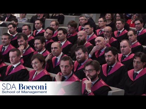 Graduation Ceremony  - Executive MBA Serale 2012-2014   SDA Bocconi