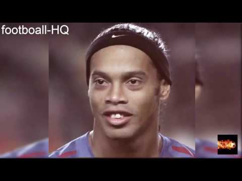 Ronaldinho best player in the World