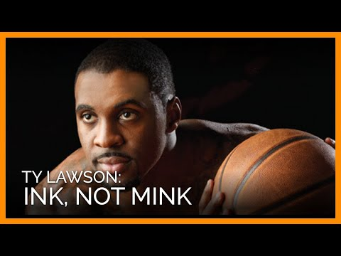Denver Nuggets Point Guard Ty Lawson: Ink, Not Mink